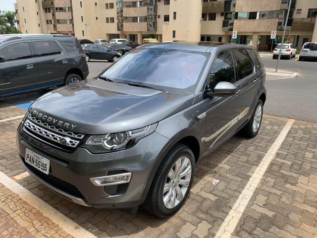 Discovery Sport HSE Luxury 2016