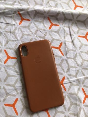 Capinha iPhone XS Max nova