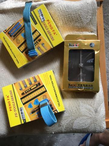 Equipamentos para manutenção de celulares e acessórios - Foto 3
