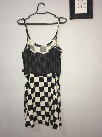 Vestido xadrez - Foto 2