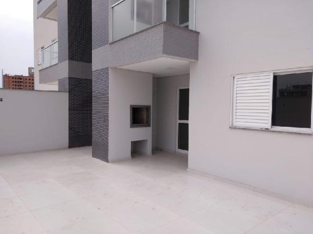 Apartamento suíte mais 01 dormitório com terraço no Bairro Jardim Itália - Foto 6