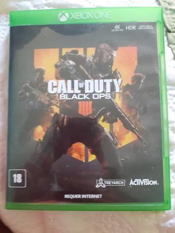Call of Duty Black ops pra vende hoje