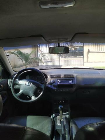 Honda Civic LX 2001/01 - Foto 5