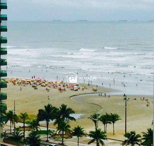 Apartamento para alugar, 123 m² por r$ 4.000,00/mês - aviação - praia grande/sp
