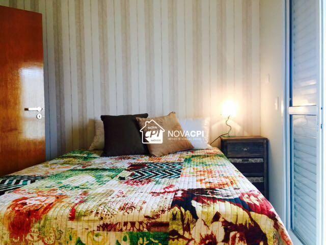 Apartamento para alugar, 123 m² por r$ 4.000,00/mês - aviação - praia grande/sp - Foto 6
