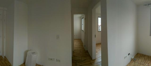 Apartamento em Curitiba bairro Augusta / Caiuá - 2 quartos - 54m2 - 123 mil - Foto 7