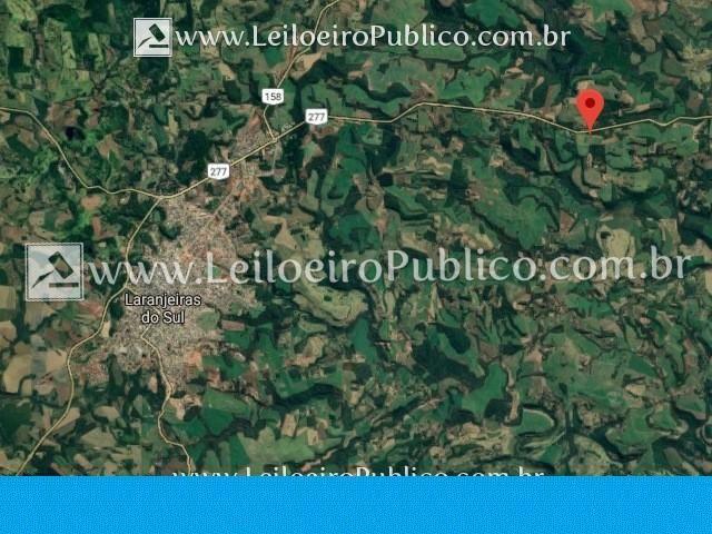 Laranjeiras Do Sul (pr): Terreno Rural 19.285,00m² ywszh mlgxf - Foto 4