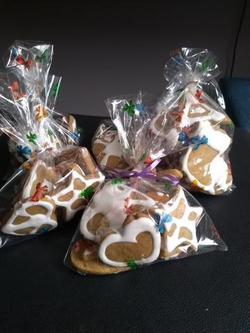 Biscoitos natalinos - Foto 3