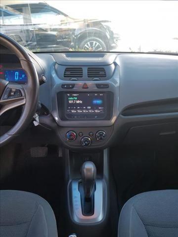 CHEVROLET COBALT 1.8 MPFI GRAPHITE 8V FLEX 4P AUTOMÁTICO - Foto 5