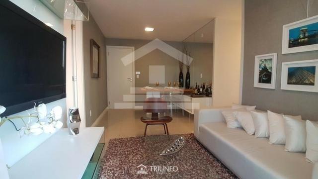 (AF25988) Apartamento a venda,Isla Jardim: 70m² Luciano | 3 quartos |2 vagas - Foto 2