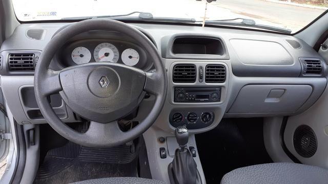 Renault clio sedan 05/06 1.0 flex. - Foto 9