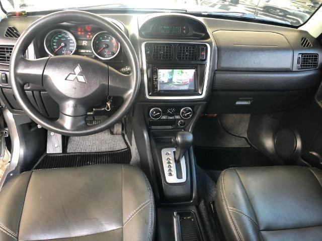 Mitsubishi Pagero TR4 2.0 Flex Aut 2012 - Foto 13