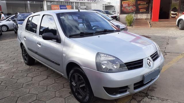 Renault clio sedan 05/06 1.0 flex. - Foto 2