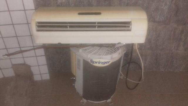 Ar Condicionado 9000 btu/s - Foto 4