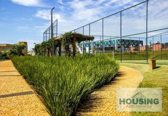 Terreno em condomínio no Jardins Valência - Bairro Jardins Valência em Goiânia