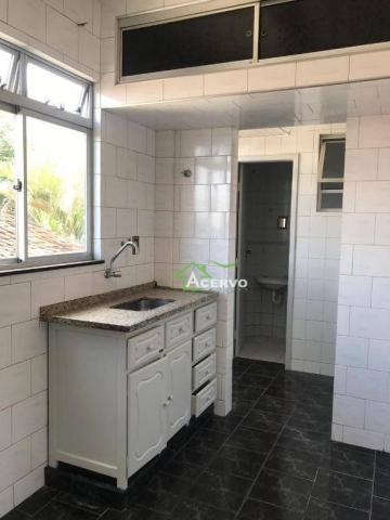 Apartamento com 2 dormitórios para alugar, 78 m² por r$ 850/mês - cascatinha - juiz de for - Foto 13