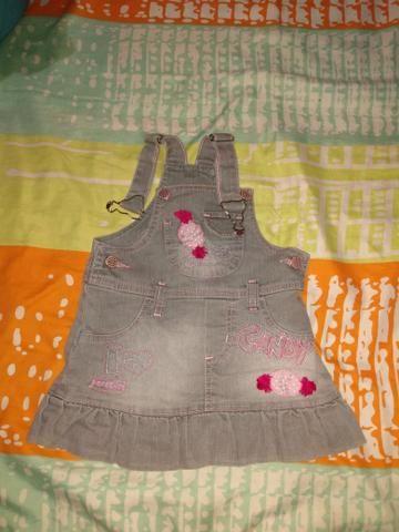 Lote vestidinho menina 2 a 3 anos entrego - Foto 5