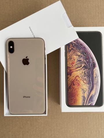 Iphone XS Max 256gb Dourado - Foto 2