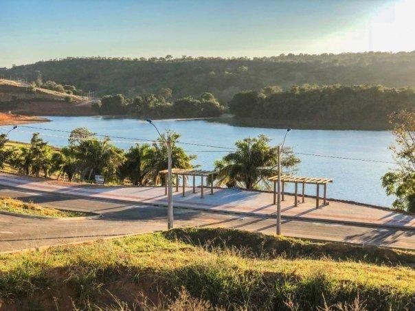Lago Sul lotes Parcelados as Margens do Lago Corumbá em Caldas novas - Foto 16