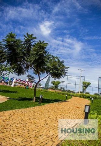 Terreno em condomínio no Jardins Valência - Bairro Jardins Valência em Goiânia - Foto 2
