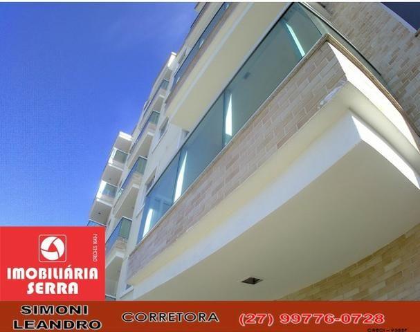 SCL -58 - Lazer Completo - Alugo Apartamento de 2quartos no SerraMar - Foto 4