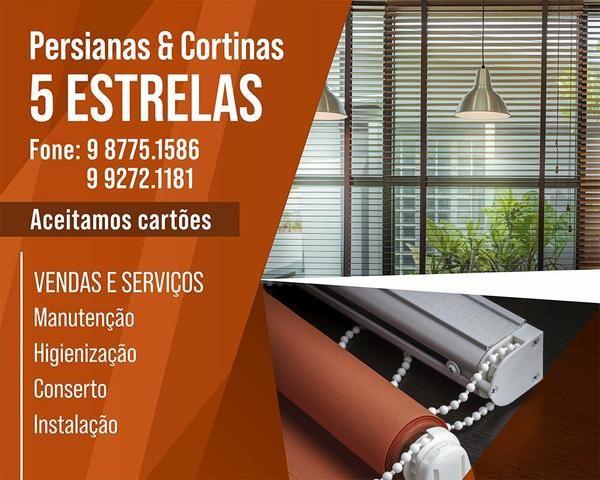 Vendas & serviço de cortinas e persianas - Foto 6