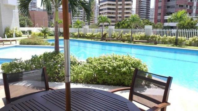 (JR) Lindo Apartamento no Cocó 95m² - 3 Quartos,( 2 Suíte ) + Moveis Projetados - 2 Vagas - Foto 6