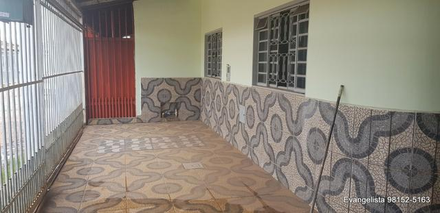 Casa de 3 Quartos na Laje - Aceita Financiamento e fgts - Ceilândia QNP 15 - Foto 17