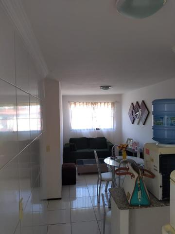 Aluga-se apartamento mobiliado na Maraponga - Foto 3