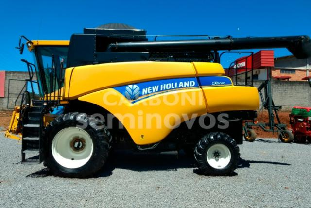 New Holland CR5080, ano 2013/2013 - Foto 4