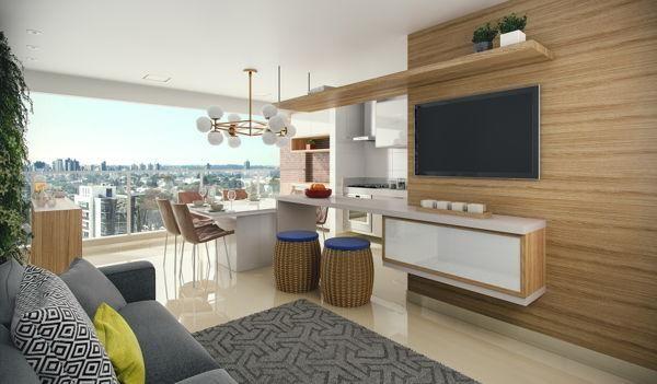 Apartamento  com 2 quartos no Varandas do Parque - Bairro Jardim Atlântico em Goiânia