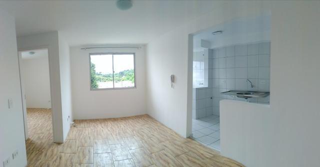 Apartamento em Curitiba bairro Augusta / Caiuá - 2 quartos - 54m2 - 123 mil - Foto 2