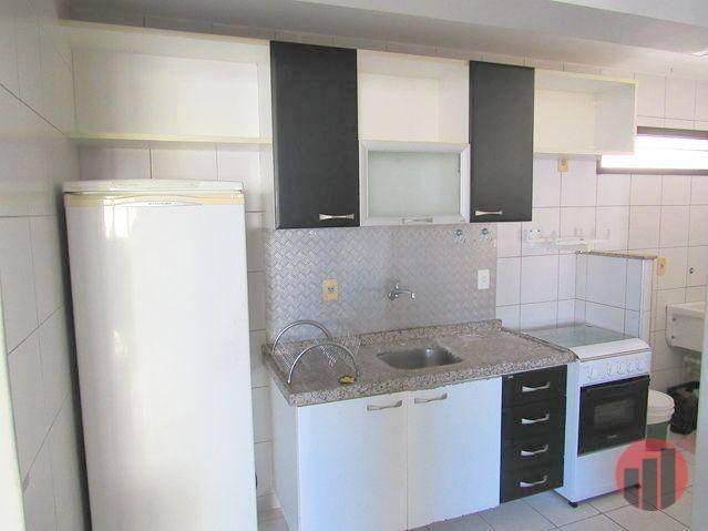 Apartamento com 2 dormitórios para alugar, 70 m² por R$ 1.300,00 - Meireles - Fortaleza/CE - Foto 13