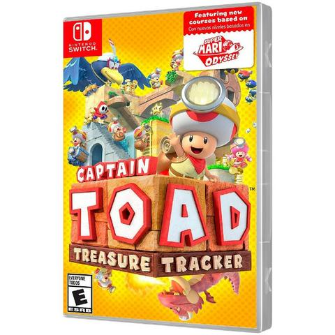 Jogo Captain Toad Treasure Tracker Nintendo Switch