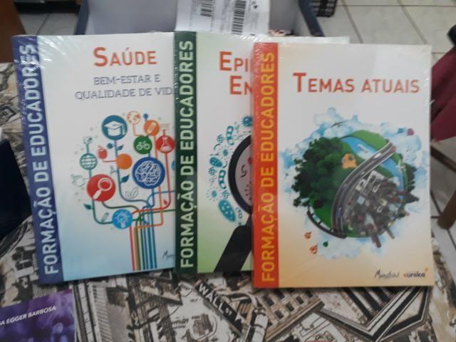 Livro de pedagogia