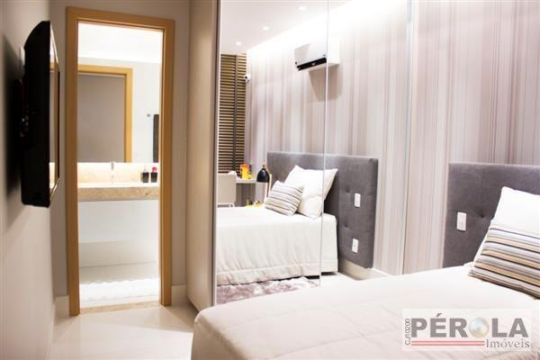 Apartamento  com 3 quartos no RESIDENCIAL ESSÊNCIA HOME CLUB - Bairro Jardim América em Go - Foto 6