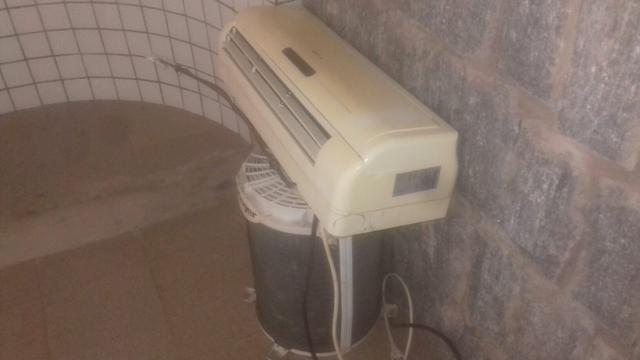 Ar Condicionado 9000 btu/s - Foto 2