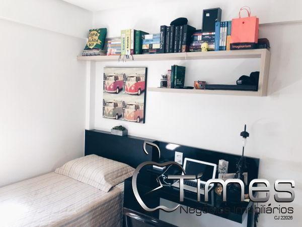 Apartamento  com 3 quartos - Bairro Setor Bueno em Goiânia - Foto 20