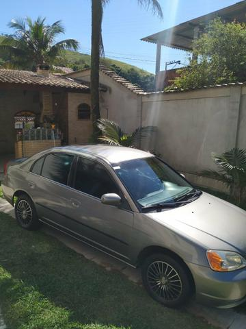 Honda Civic LX 2001/01 - Foto 4
