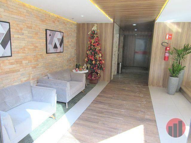Apartamento com 3 dormitórios para alugar, 92 m² por R$ 2.100/mês - Papicu - Fortaleza/CE - Foto 11