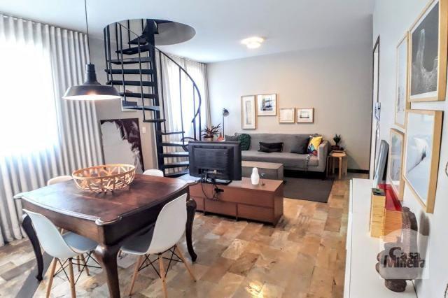 Apartamento à venda com 3 dormitórios em Estoril, Belo horizonte cod:239931