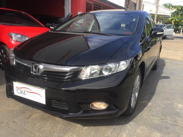 Honda CIVIC LXL 1.8 flex 2012/13