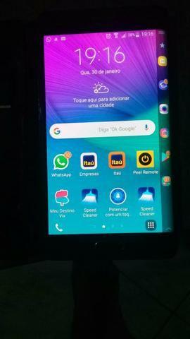 Samsung note edge aceito troca em outro aparelho