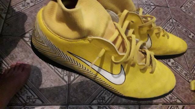 2e6d5aa405 Chuteira do Neymar de meia original tamanho 42 - Roupas e calçados ...