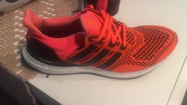 4052b5377a Tênis Adidas Ultraboost Novo - Tamanho 40 - Roupas e calçados ...