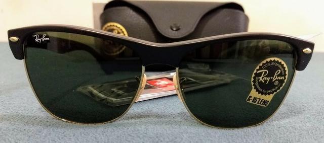 Óculos de Sol Ray-Ban - Clubmaster - Bijouterias, relógios e ... 95addb01ac