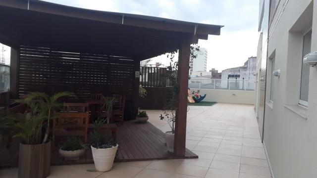 Apartamento todo mobiliado Ed Guiomar Rezende suíte+2quartos - Foto 19
