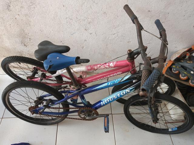 Vendo essas duas bicicletas - Foto 2