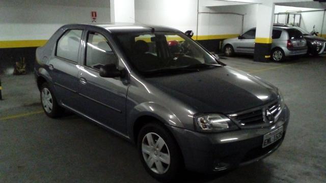 Renault Logan Authentic - Único Dono - Foto 2