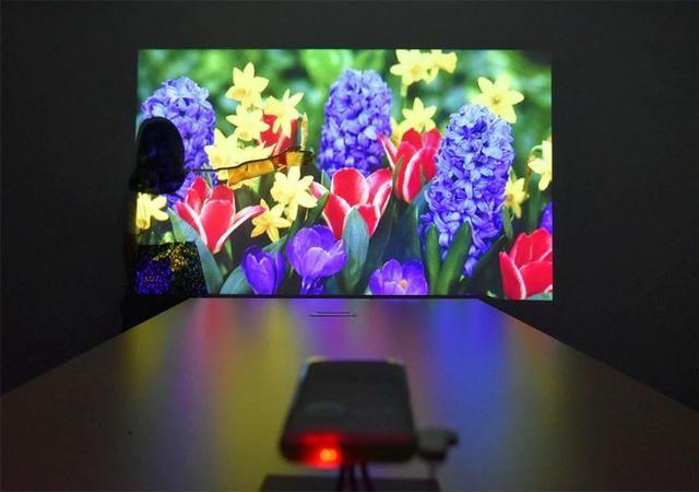 Mini projetor de bolso 1080p - Foto 4